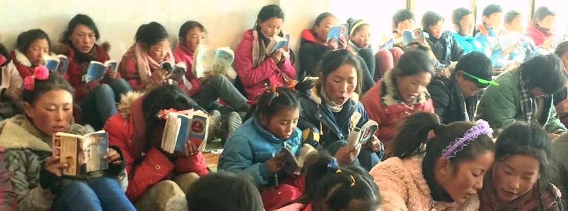 Children Reading - adjusted