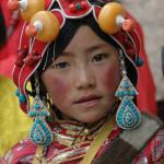 Girl from Kham